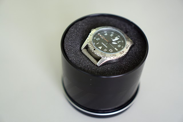 Review Jam Tangan Analog Eiger Clady Watches
