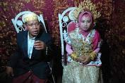 Gadis 18 Tahun di Bulukumba Menikah dengan Kakek 65 Tahun, Begini Alasannya