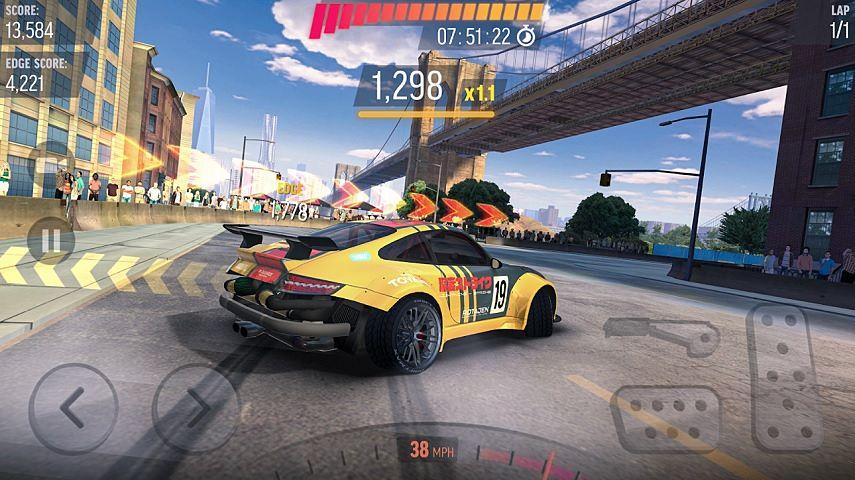 Juegos de carreras gratis para tu smartphone Android 2021