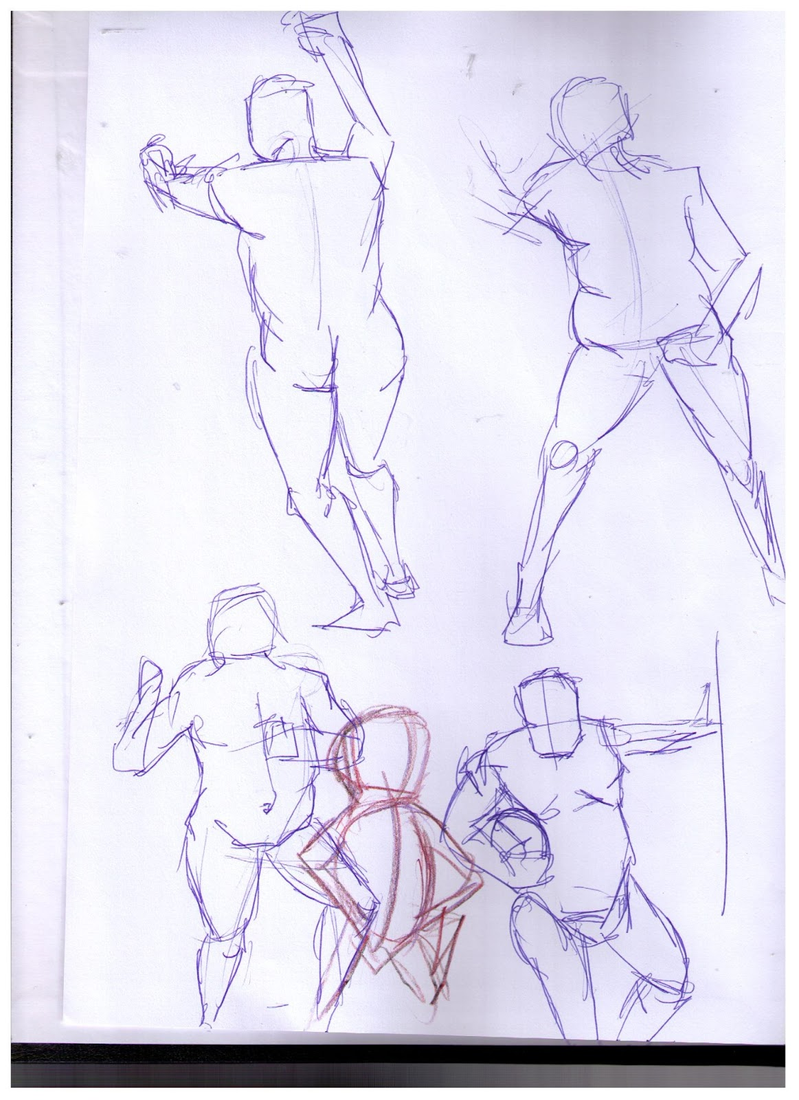 Sketchings Of Alex Nguyen Epic Life Drawing