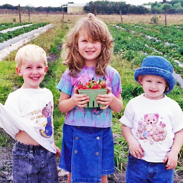 U-Pick Strawberry Farms