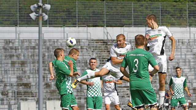 Sparta Sycewice pokonała 8-0 gości z Cewic