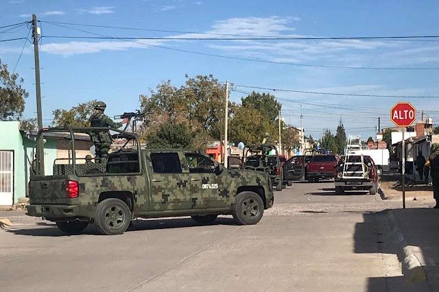 Municipales capturan y graban a Ministerial vestido de mujer y luego se suicida tras las burlas que recibió en Valle de Allende, Chihuahua