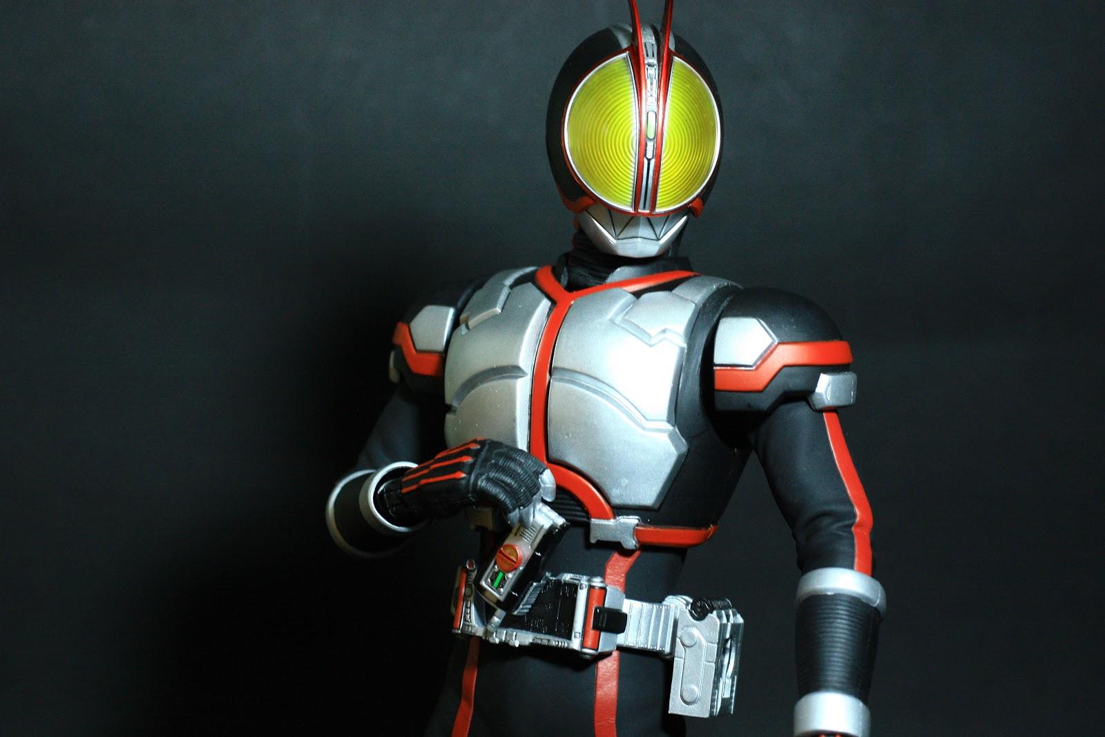 Kamen Rider Faiz Toys 106