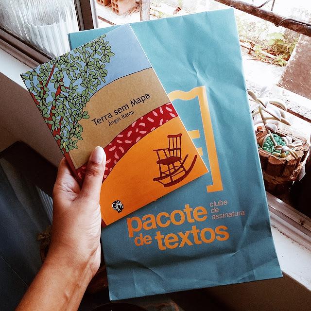 clube pacote de textos