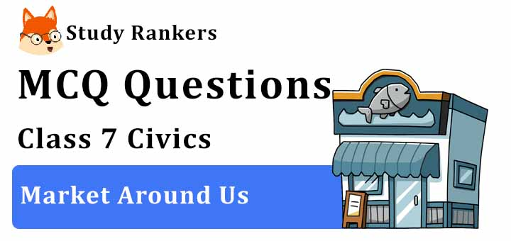 MCQ Questions for Class 7 Civics: Ch 8 Market Around Us