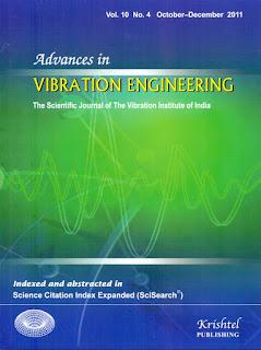 Advances in vibration engineering