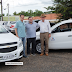 Com apoio dos Deputados Roquinho Barbiere e Carlos Sampaio, Prefeitura adquire novos veículos