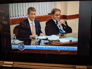 Town Council - Budget Hearings Recap - May 22-23, 2019