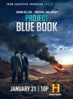 Dự Án Danh Sách Xanh Phần 2 - Project Blue Book Season 2 (2020)