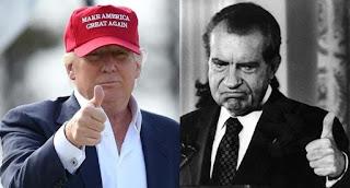 Is Trump Nixon