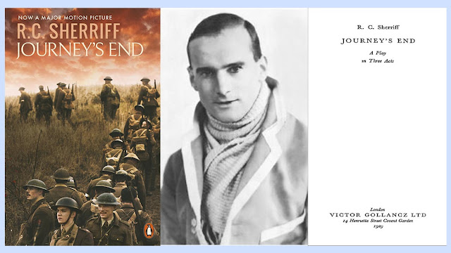 Journeys End a play by R C Sherriff