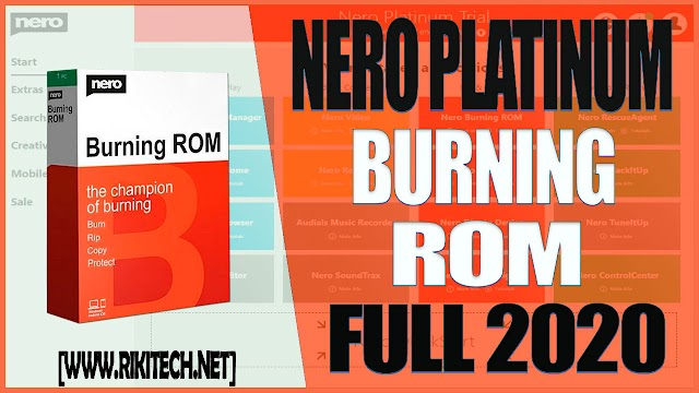 Nero Burning Rom 2020