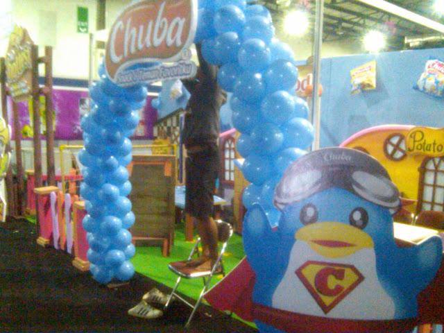 Dekorasi stand pameran, dekorasi Bazaar, dekorasi event