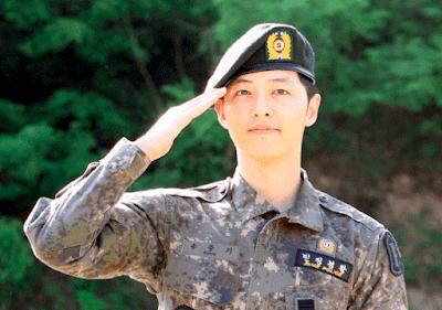 Biodata Song Joong Ki Lengkap