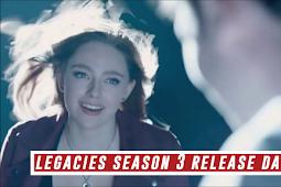 Legacies Season 3 News, Cast, Release date