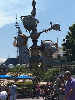 Astro Orbiter Disneyland with Omnibus