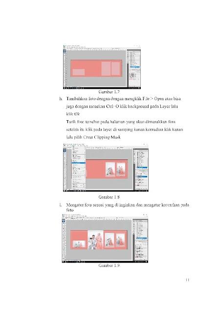 Laporan PKL Album Magazine : Contoh Laporan Prakerin Multimedia Beserta Filenya