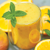 Delicioso Smoothie de Naranja y Mango con Canela