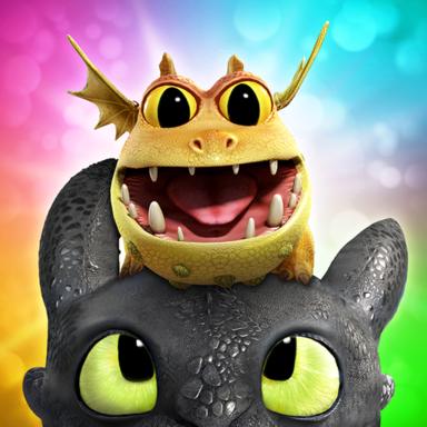 Dragons: Titan Uprising v1.14.13 Apk Mod [Inimigos não atacam]