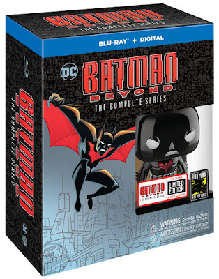 Batman Beyond Limited Edition Blu-ray Set 01
