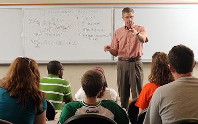 المدرس و المتعلم ، أي علاقة ؟