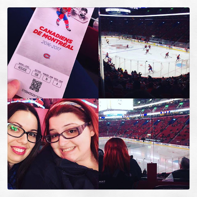 hockey canadien montréal centre bell