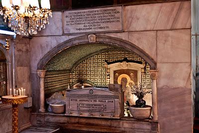 Παναγία των Βλαχερνών  και το ιστορικό του Ναού και της εικόνας.