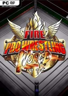 Fire Pro Wrestling World PC Full [1-Link] [MEGA]