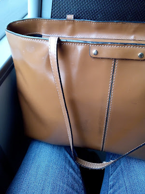 Zara Brown Leather Bag