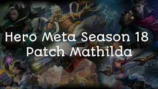 Strongest Metaheld Season 18 Patch Mathilda