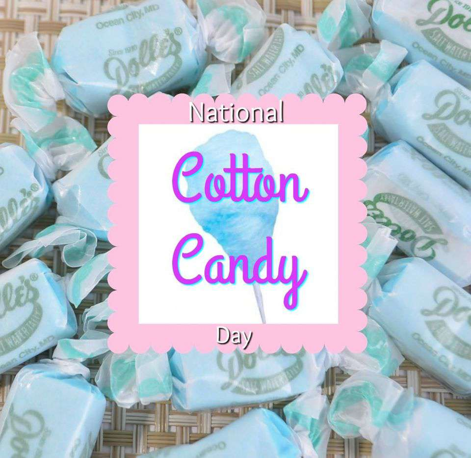 National Cotton Candy Day Wishes for Whatsapp