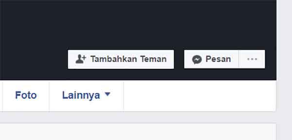 Cara Add Facebook yang Tidak Bisa di Add