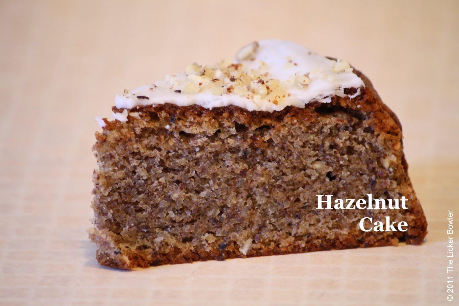 Hazelnut Cake Recipes Uk: The Licker Bowler