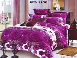 sprei dewasa Purple Rose esra di jakarta