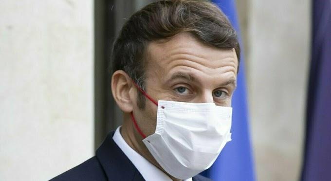 Macron positivo al Covid
