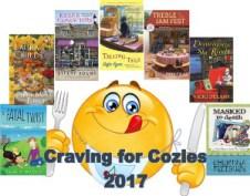 Craving for Cozies Challenge 2017