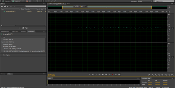 how to make my voice sound lower on adobe audition