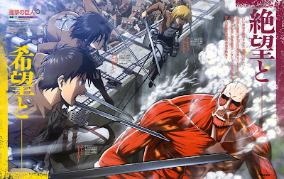 Attack on Titan - Shingeki no Kyojin (Anime)