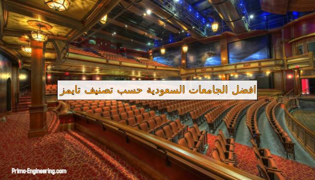 افضل الجامعات السعودية حسب تصنيف تايمز وتصنيف QS | ترتيب الجامعات السعودية 2020