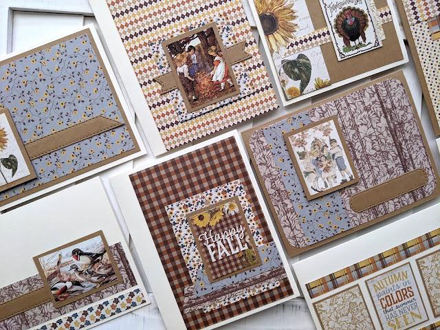 6x6 Paper Pad Tutorial using Authentique Splendor by Jess Crafts
