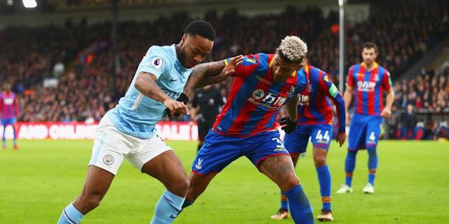 Hasil Pertandingan Liga Inggris : Crystal Palace Putuskan Rekor City Skor Akhir 0-0