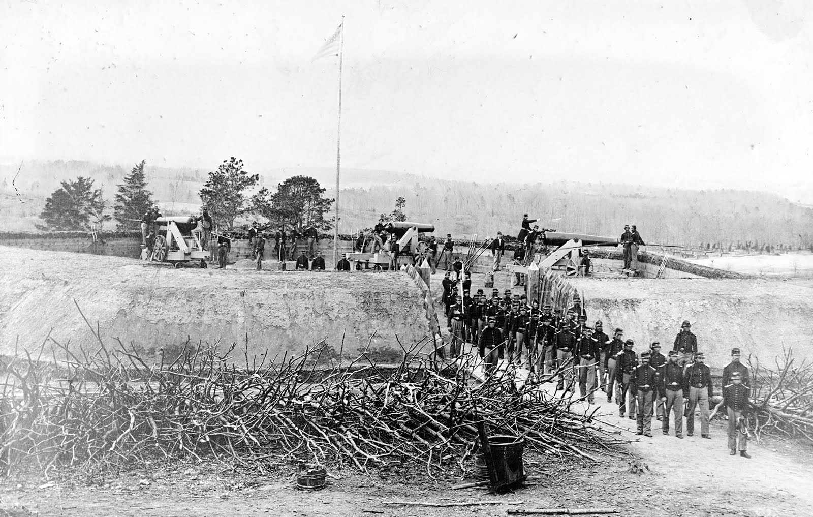 A Day In The Life Of The Civil War July