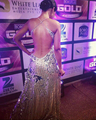 Nia Sharma hot back, Nia Sharma sexy back, Nia Sharma tv actress