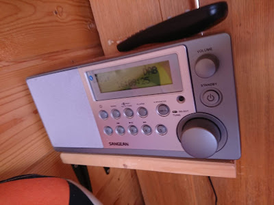 Sangean Schlafzimmerradio mit DAB