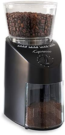 Capresso 560.01 Infinity Conical Burr Coffee Grinder