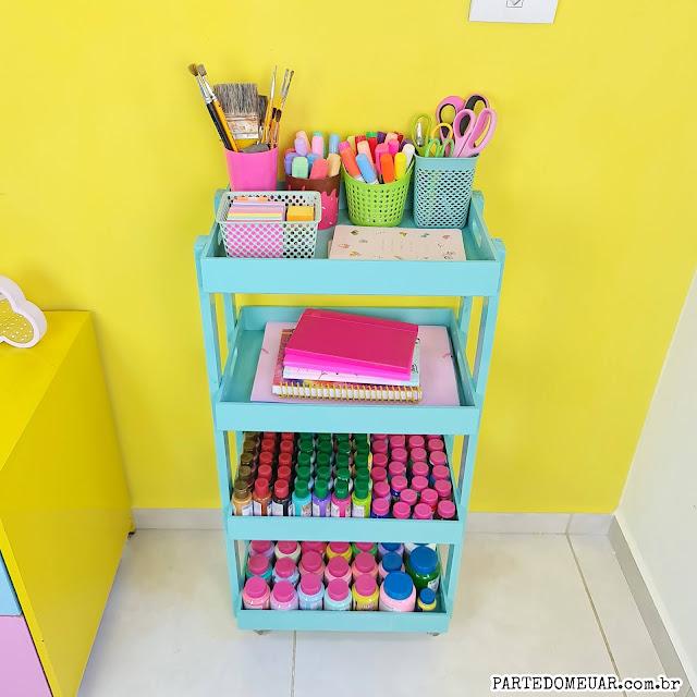 ideias para home office no quarto