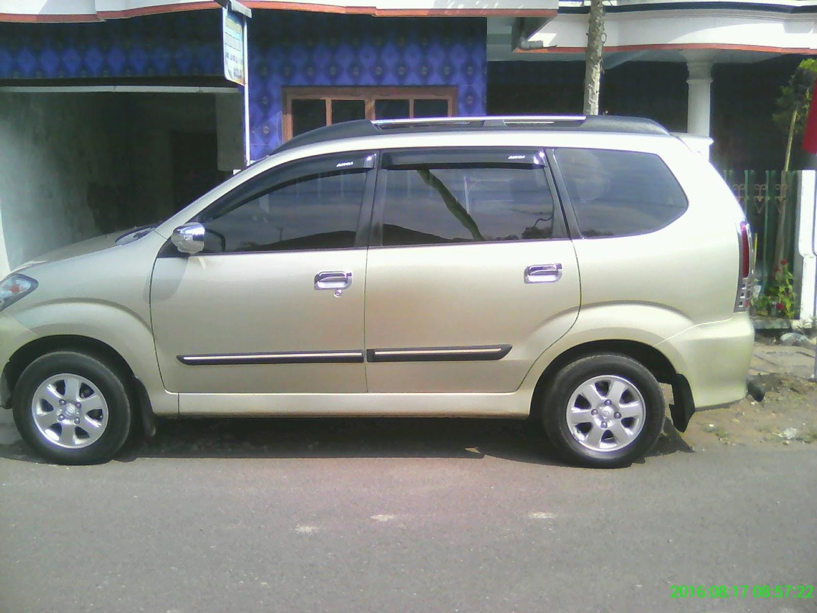 Jual Avanza Type G 2005 Istimewa Tokobagus Mobil Bekas