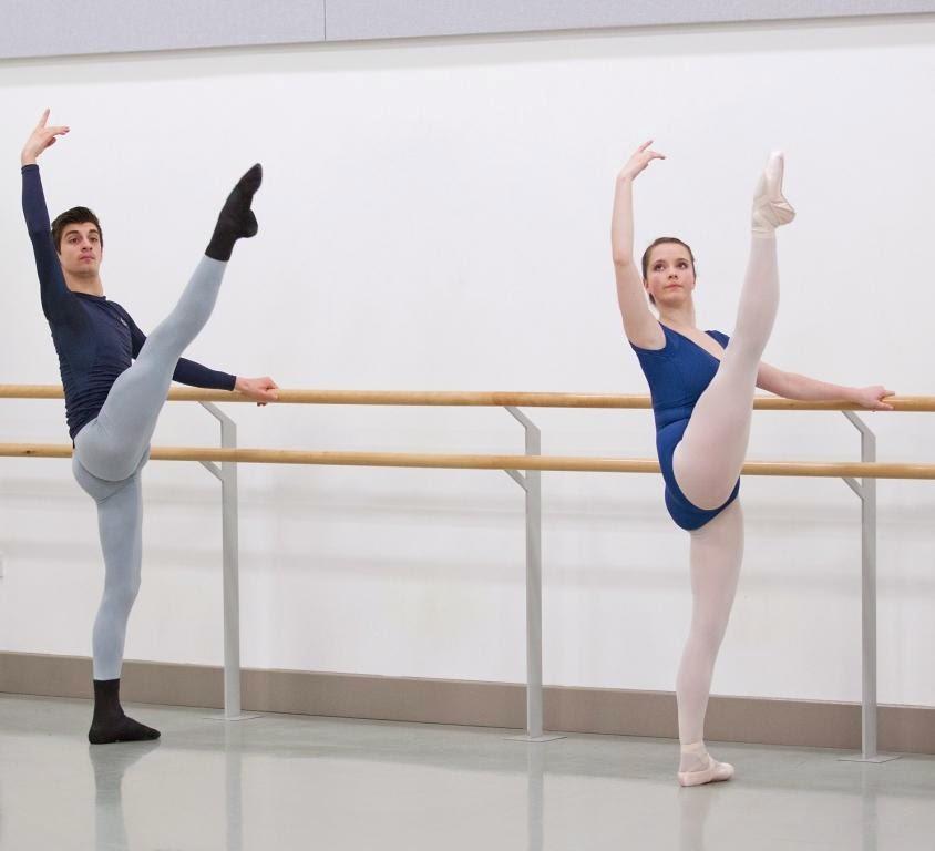 Dance Musings Ballet Steps Grand Battement