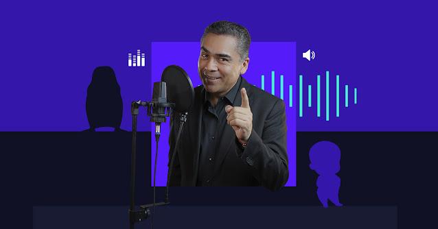 Curso online de Doblaje y actuación de voz con Mario Arvizu